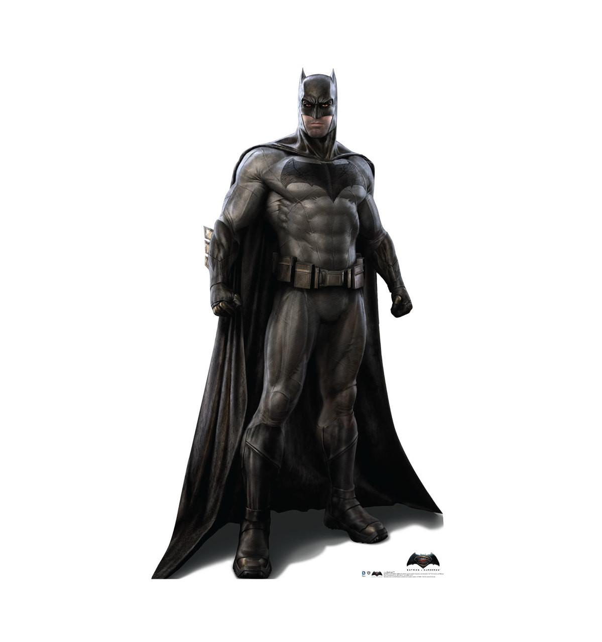 Life-size Batman - Batman V. Superman Cardboard Standup   Cardboard Cutout
