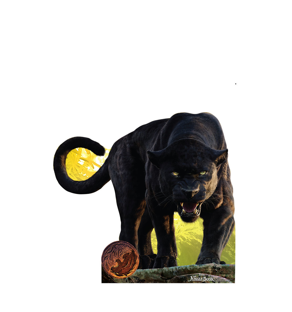 Bagheera - The Jungle Book - Cardboard Cutout Front View