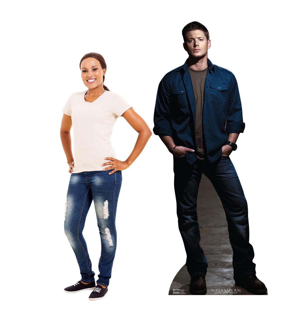 Dean Winchester - Supernatural Cardboard Cutout