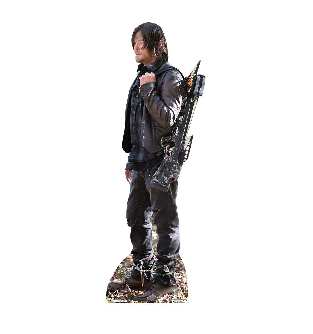 Life-size Daryl Dixon  (The Walking Dead) Cardboard Standup