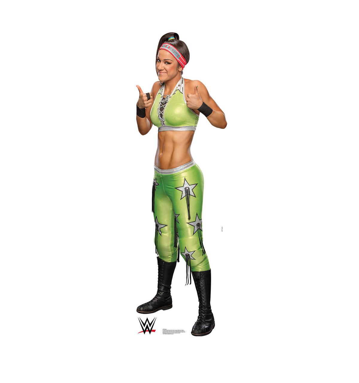 Life-size Bayley - WWE Cardboard Standup 3