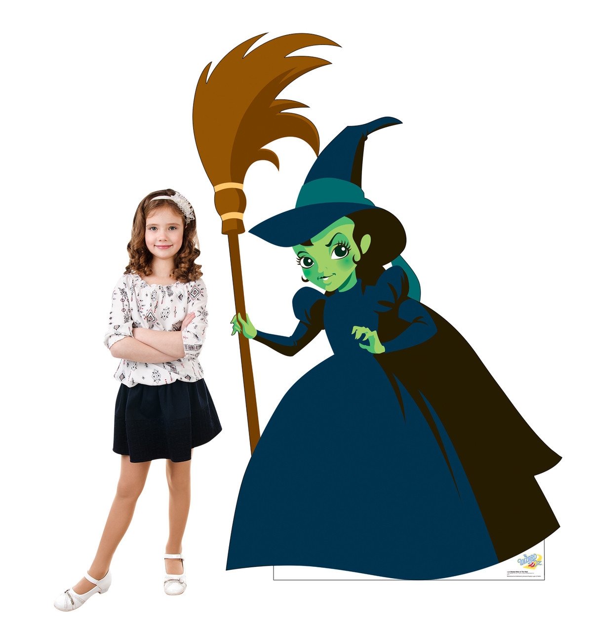 Wicked Witch of the West - Cardboard Cutout