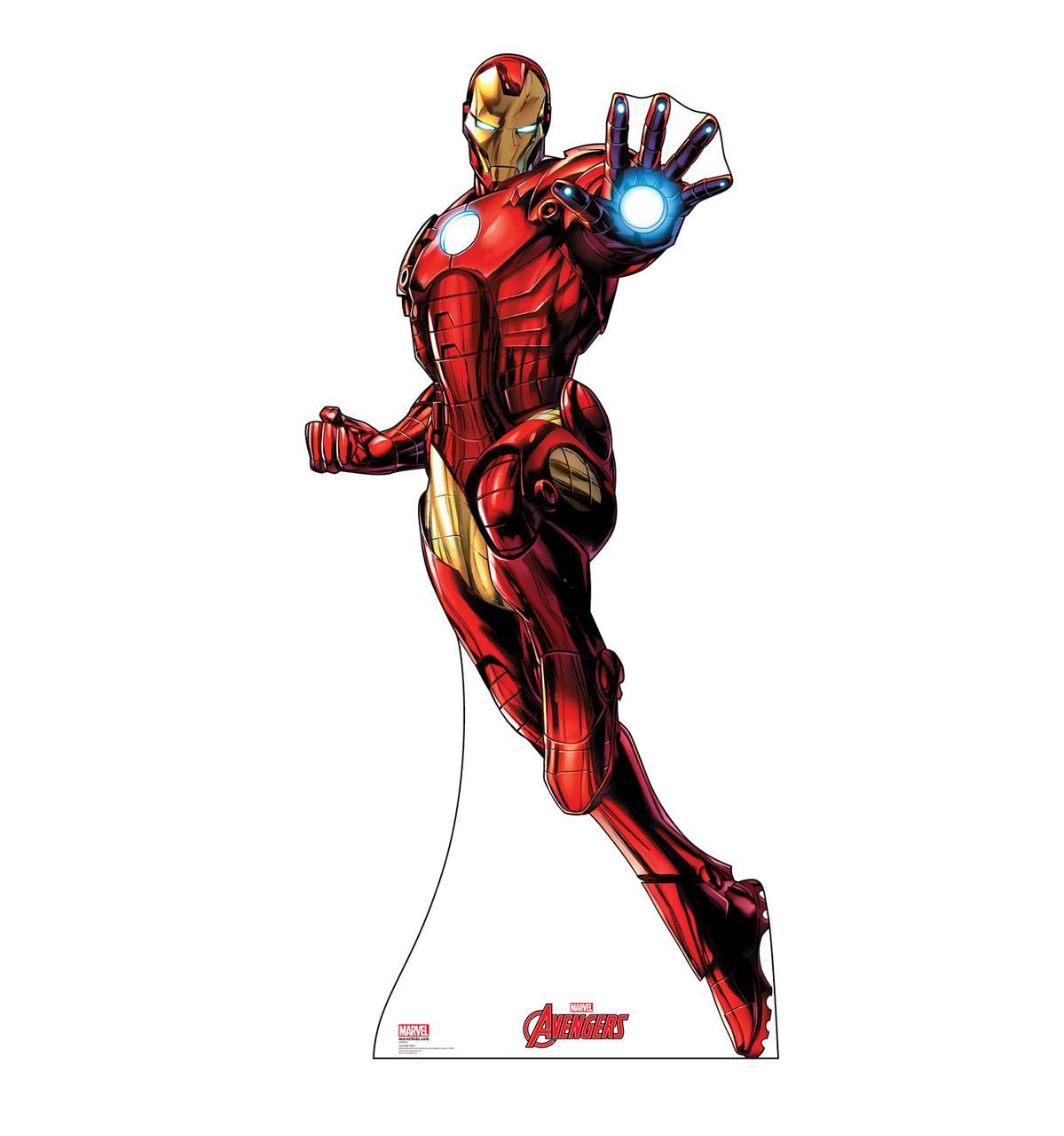 Iron Man - Cardboard Cutout 2366