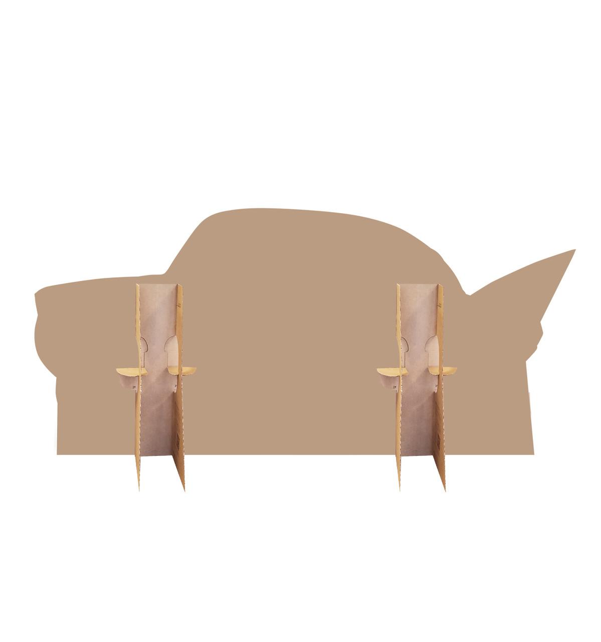Life-size Flo (Cars 3) Cardboard Standup