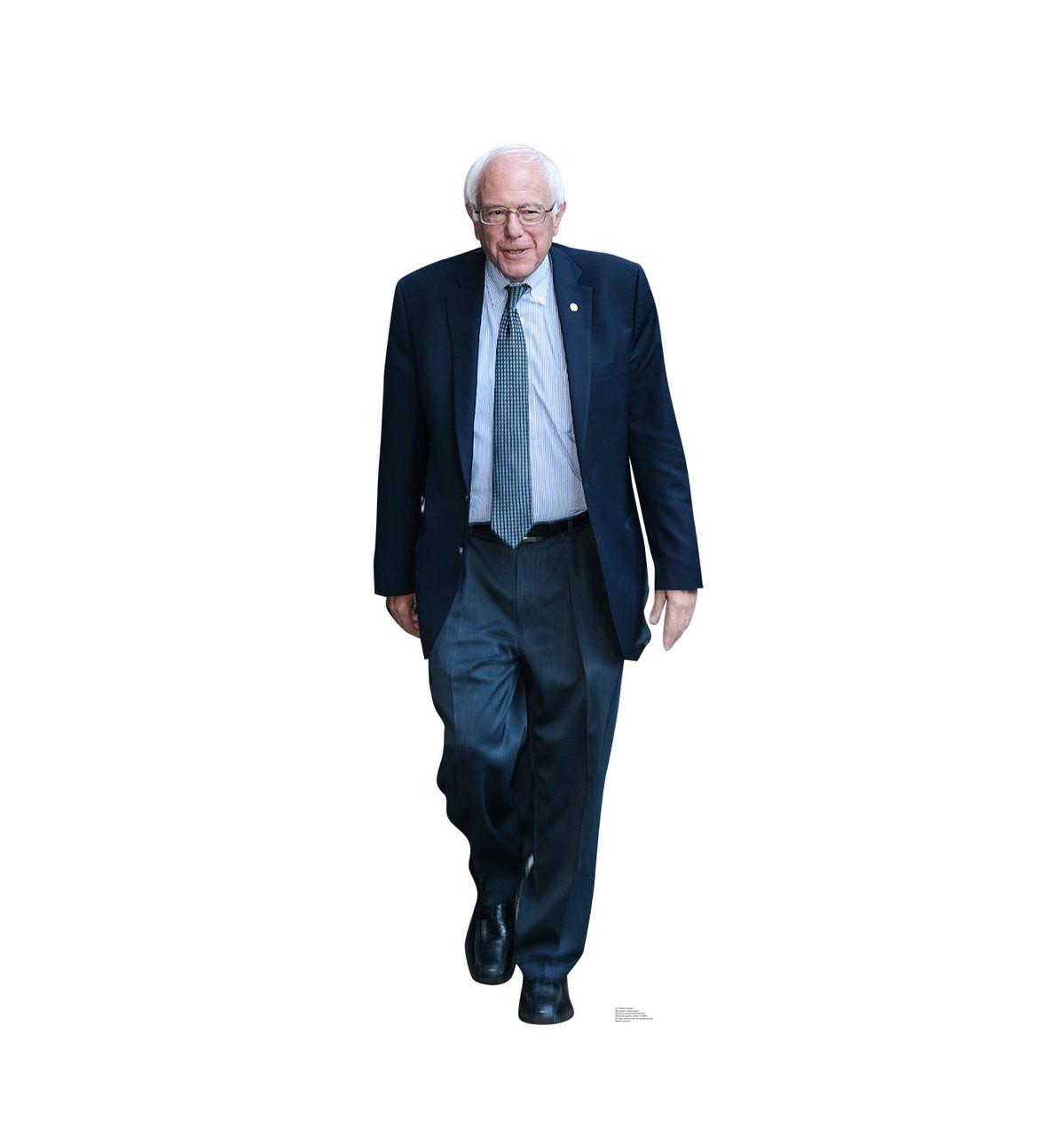 Life-size Bernie Sanders Cardboard Standup 2