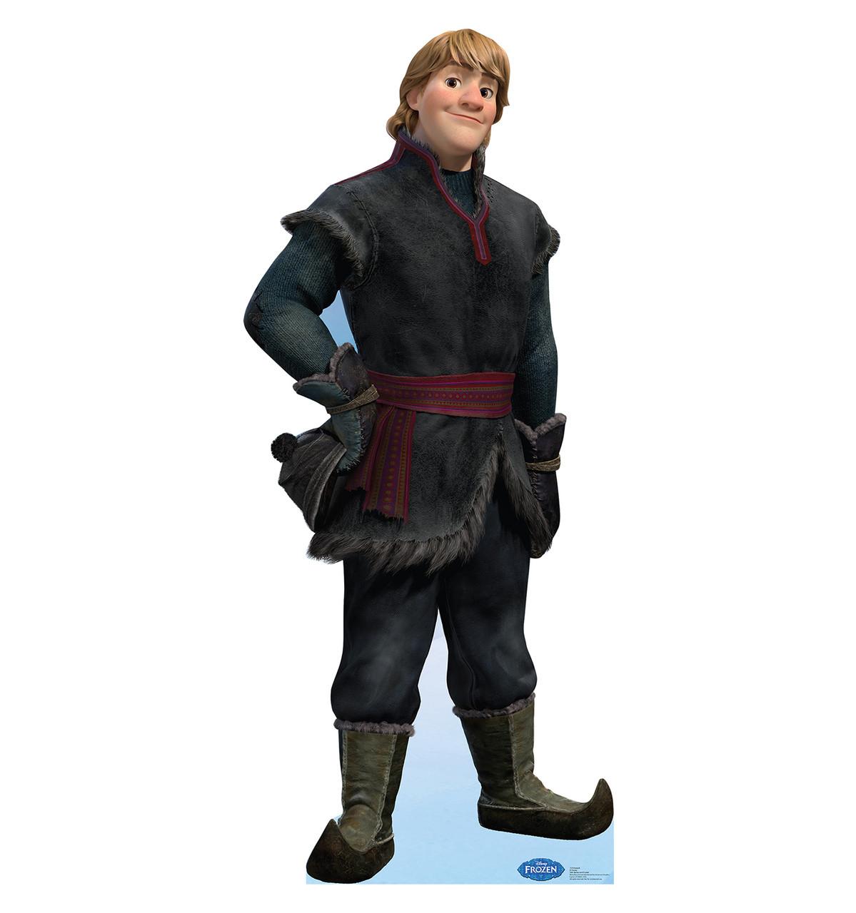 Life-size Kristoff - Disney's Frozen Cardboard Standup