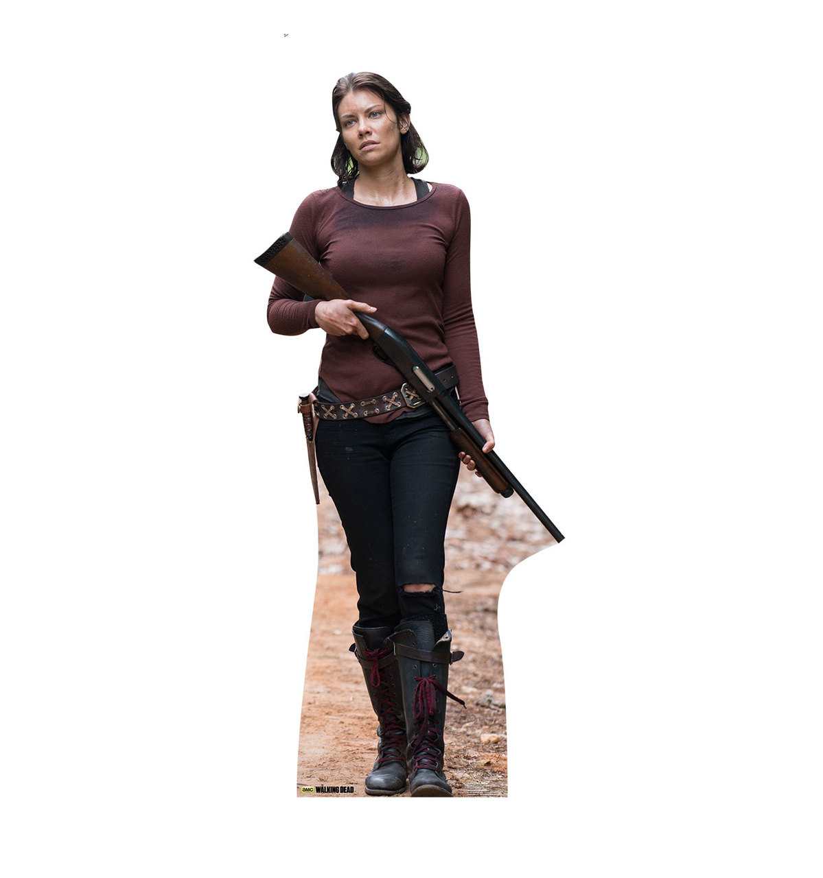 Life-size Maggie Greene  (The Walking Dead) Cardboard Standup