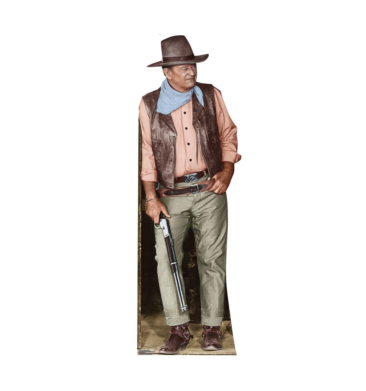 Life-size John Wayne - Collector's Edition Cardboard Standup 3