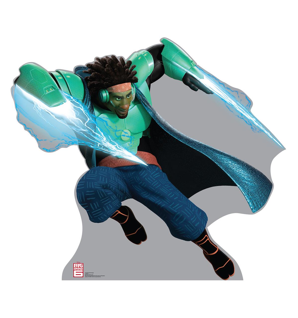Baymax - Big Hero 6 - Cardboard Cutout