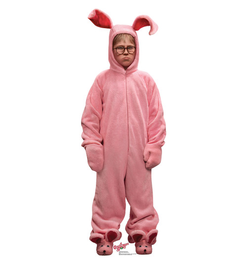 Life-size Deranged Easter Bunny - A Christmas Story Cardboard Standup