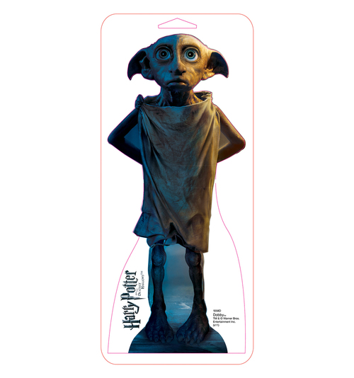 Tabletop Dobby - Mini Cardboard Standup