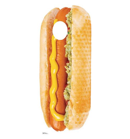 Hot Dog Standin