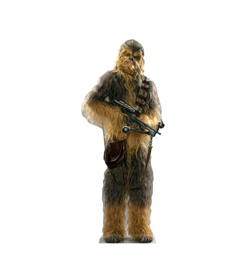 Chewbacca - Star Wars: The Force Awakens Cardboard Cutout 2042