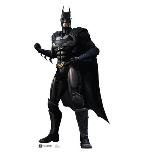 Life-size Batman - Injustice Gods Among Us Cardboard Standup