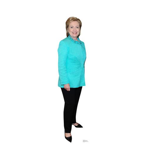 Life-size Hillary Clinton Cardboard Standup 2