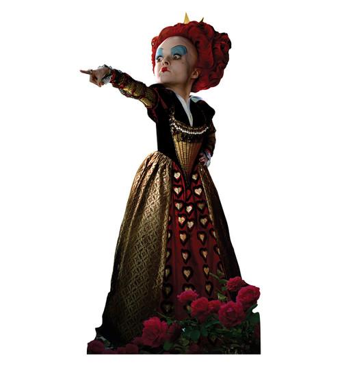 Red Queen - Cardboard Cutout