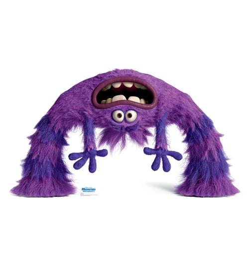 Art - Disney Pixar Monsters University - Cardboard Cutout Front View
