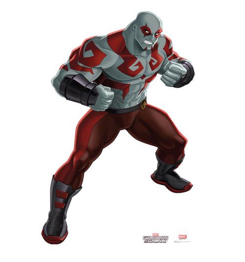 Drax - Animated Guardians of the Galaxy - Cardboard Cutout 2061