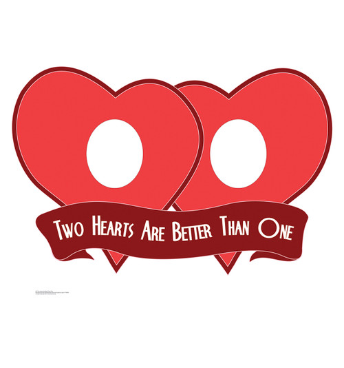 Two Hearts are Better Than One 802