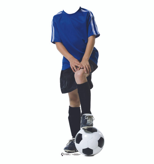 Soccer Boy Stand-In 732