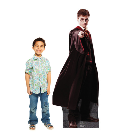 Harry Potter Lifesize Cardboard Cutout