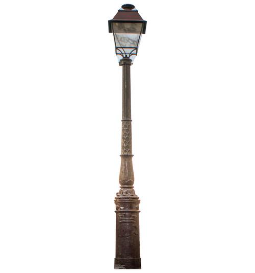 Life-size Paris Street Lamp Cardboard Standup