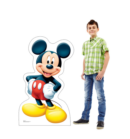 Mickey Mouse - Cardboard Cutout 659
