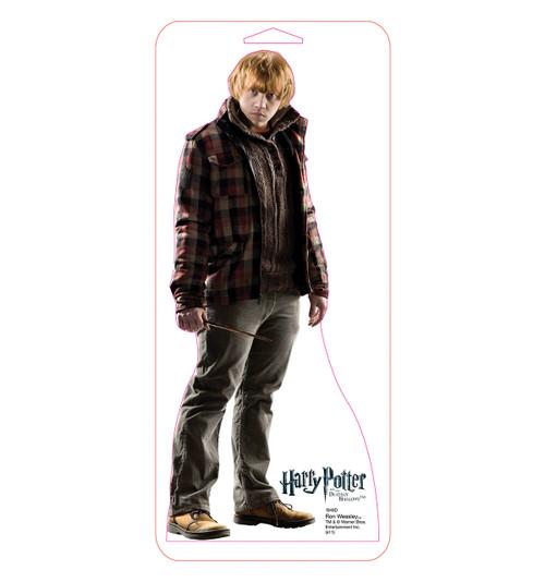 Tabletop Ron Weasley - Mini Cardboard Standup
