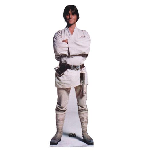 Luke Skywalker- TALKING Stand up