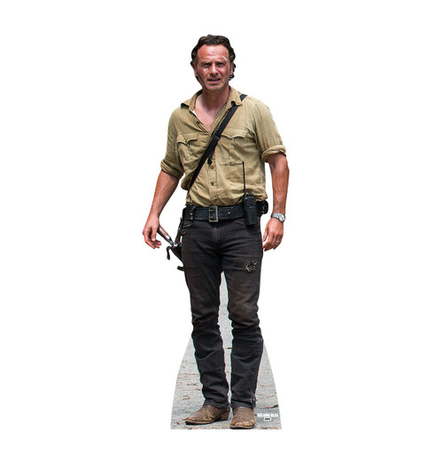 Rick Grimes  - The Walking Dead 1 - Cardboard Cutout 2236