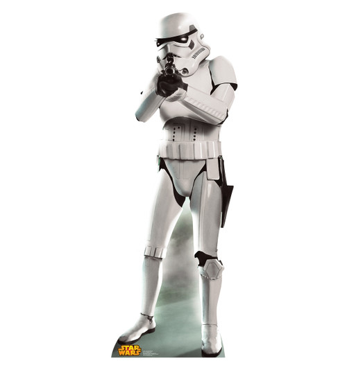 Stormtrooper - Classic Retouched - Cardboard Cutout 1805