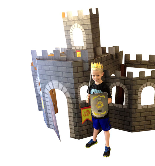 3D Castle Standup/Playhouse Lifesize