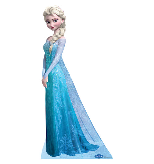 Snow Queen Elsa - Disney's Frozen - Cardboard Cutout 1578