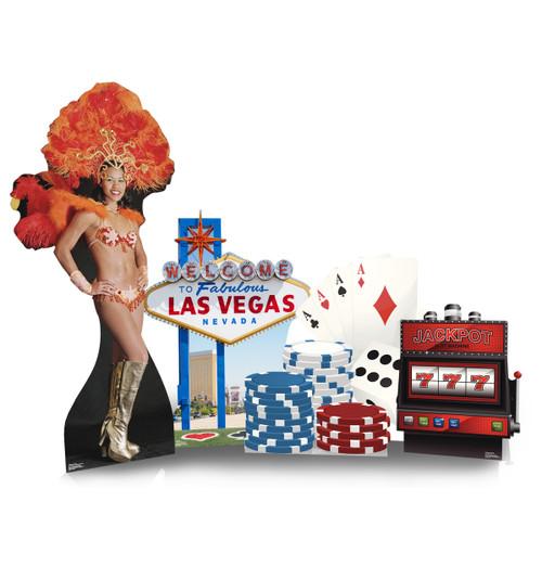 Vegas-Themed Party Set 1839