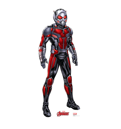 Life-size Ant-Man (Avengers) Cardboard Standup