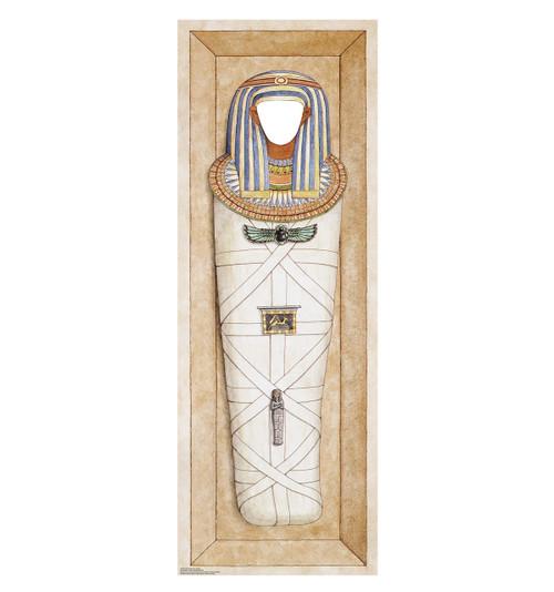 Mummified Pharaoh Stand-In 1934