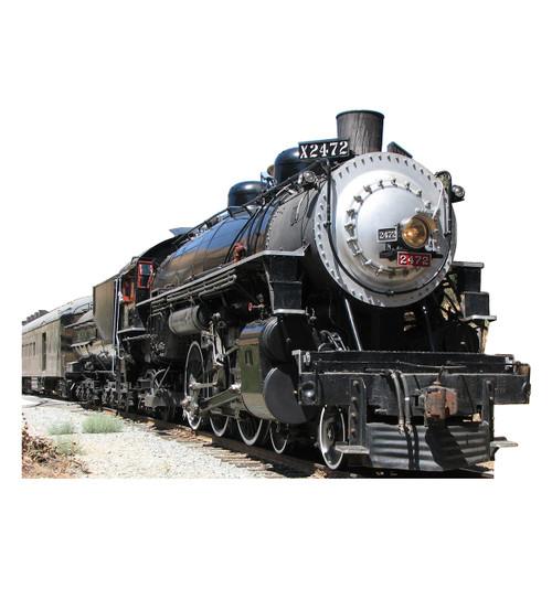 Niles Canyon Railway Train Cardboard Cutout 192