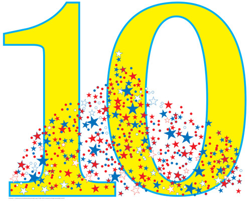 Number 10 970