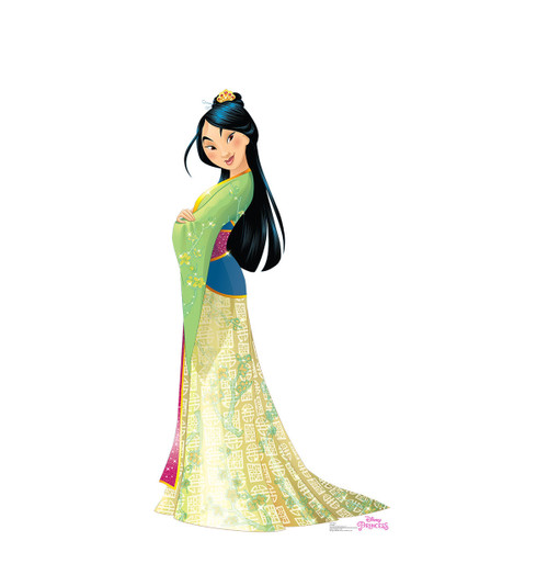 Mulan - Friendship Adventures - Cardboard Cutout 2156