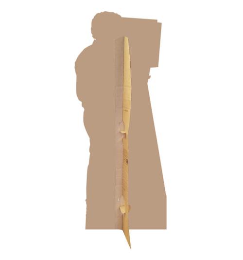Life-size Bob Ross Cardboard Standup |Cardboard Cutout