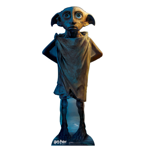 Life-size Dobby Cardboard Standup