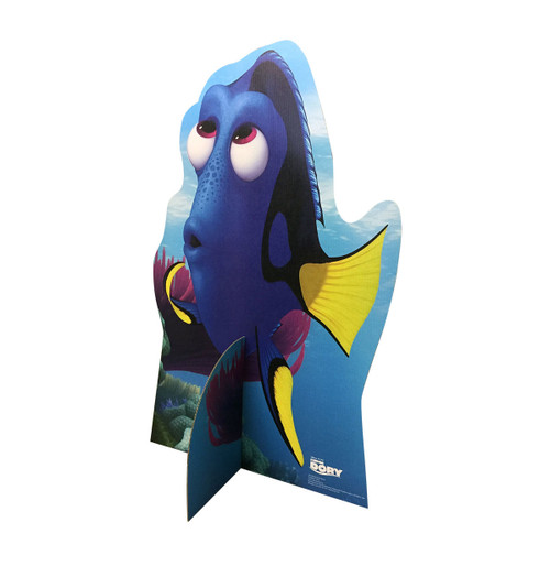Life-size Dory - Double Sided Free Standing Cardboard Standup |Cardboard Cutout
