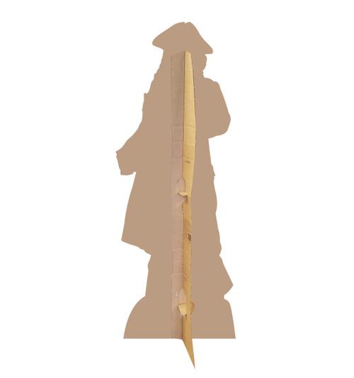 Life-size Jack Sparrow (POTC 5) Cardboard Standup