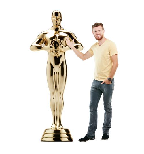 Life-size Trophy Award Cardboard Cutout 2