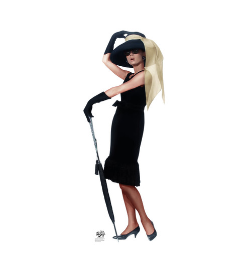 Life-size Audrey - Breakfast at Tiffany's 02 Cardboard Standup |Cardboard Cutout
