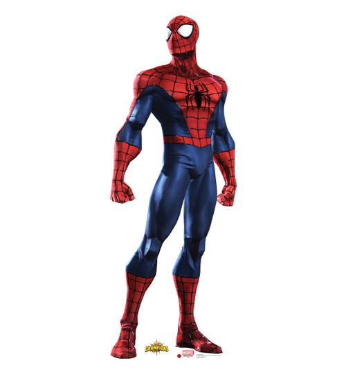 Spider-Man-Cardboard Cutout 2151