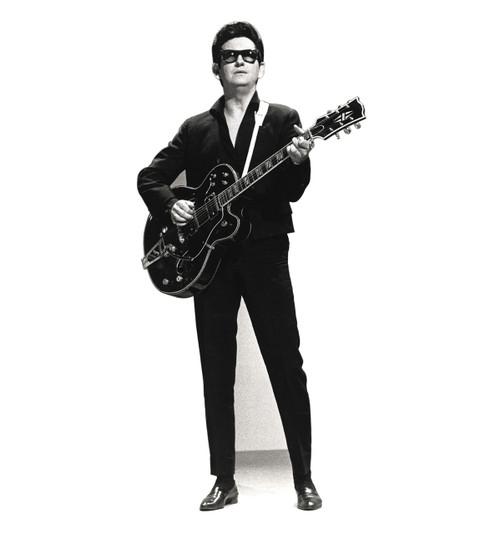 Life-size Roy Orbison Cardboard Standup