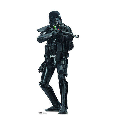 Life-size Death Trooper (Rogue One) Cardboard Standup