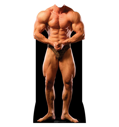 Muscle Man Stand-In 1  1270