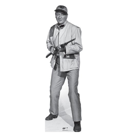 John Wayne- Hatari Cardboard Cutout 175